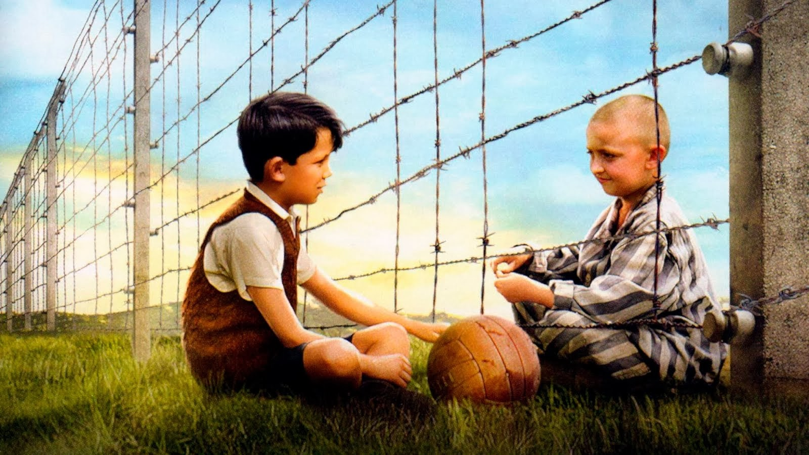 Το αγόρι με τη Ριγέ Πιτζάμα  μια πρόταση για την Παγκόσμια Ημέρα Μνήμης του  Ολοκαυτώματος. 788073ef5db