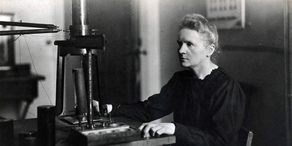 Μαρί Κιουρί - η γενναία εργάτρια της Επιστήμης - Σελιδοδείκτης